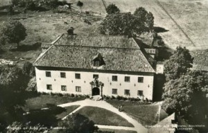 Rasbokil - Årby Slott
